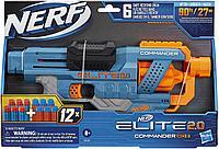 Hasbro E9485 Nerf Бластер Нёрф Elite 2.0. Коммандер