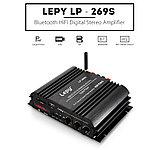 """Усилитель Звука """"Lepy""""  Bluetooth, fm, MP3, 4-8 ом, 2х45 вт., фото 5"""