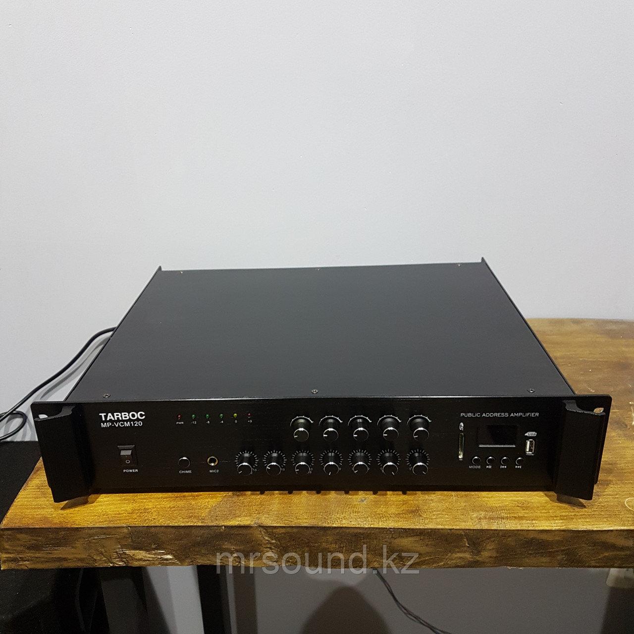 """Усилитель звука """"TARBOC"""" 1500 wt (aux,mp3)"""