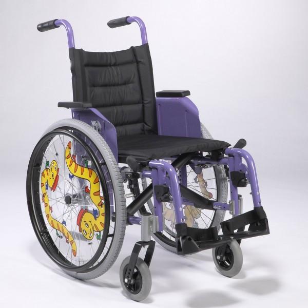 Кресло-коляска инвалидное детское Vermeiren Eclips X4 Kids - фото 3