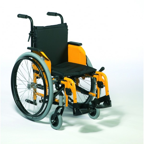 Кресло-коляска инвалидное детское Vermeiren Eclips X4 Kids - фото 4