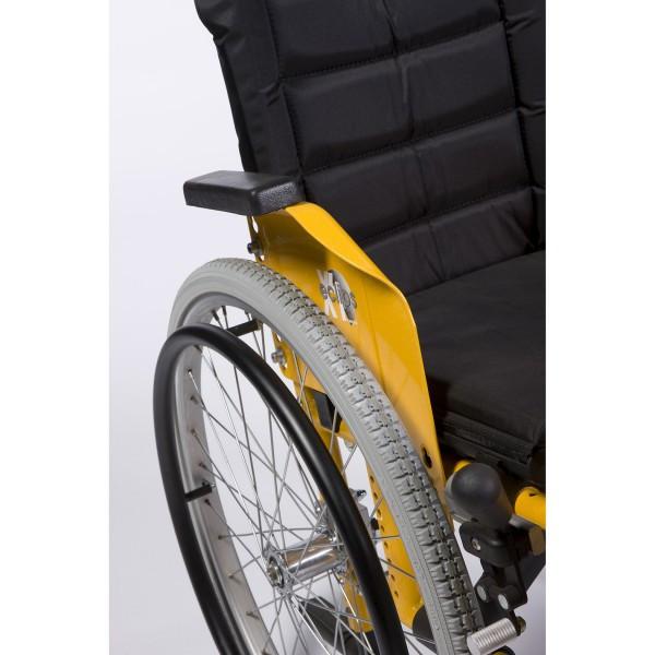 Кресло-коляска инвалидное детское Vermeiren Eclips X4 Kids - фото 5