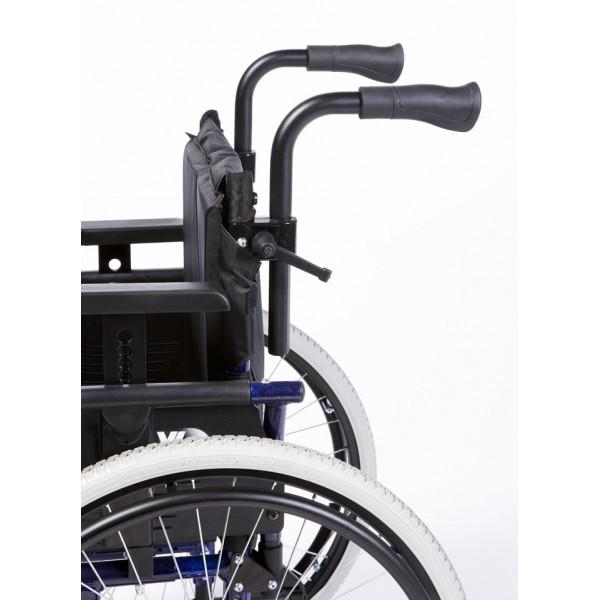 Кресло-коляска инвалидное детское Vermeiren Eclips X4 Kids - фото 7