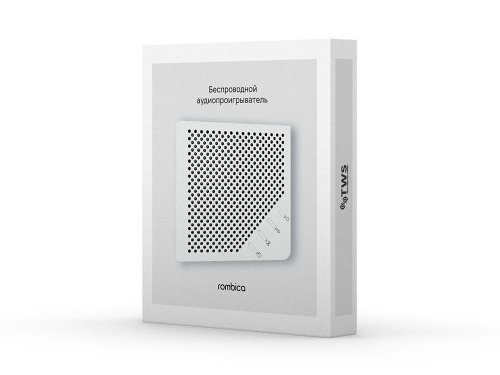 Портативная акустика Rombica mysound Note White - фото 4