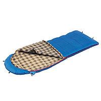 Спальный мешок Btrace Duvet, молния справа, 0 / -15 С