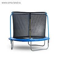 Батут Start Line Fitness, d=183 см, с внутренней защитной сеткой и держателями