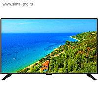 """Телевизор Polarline 43PL51TC, 43"""", 1920x1080, DVB-T2/C, 3xHDMI, 2xUSB, черный"""