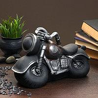 Копилка 'Мотоцикл' 34х13х20см