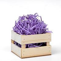 Наполнитель бумажный, фиолетовый, 5 кг