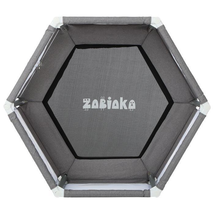 Батут-манеж ZABIAKA, d=100 см - фото 3