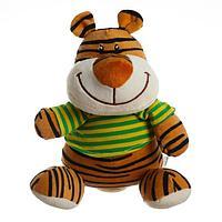 Мягкая игрушка-копилка 'Тигруля в футболке'