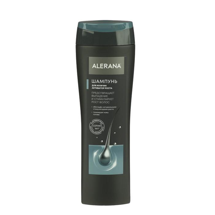 Шампунь для волос Alerana 'Активатор роста', для мужчин, 250 мл - фото 2