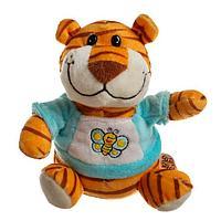 Мягкая игрушка 'Тигр в футболке'