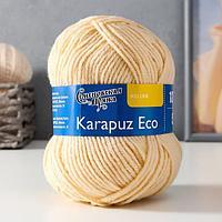 Пряжа Karapuz Eco (КарапузЭко) 90 акрил, 10 капрон 125м/50гр вереск (1445)