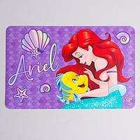 Коврик для лепки 'Ariel' Принцессы Ариель, размер 19*29,7 см