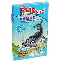 Корм 'РЫБята СОМИК' (+ сюрприз) для донных рыб, гранулы, 35 г