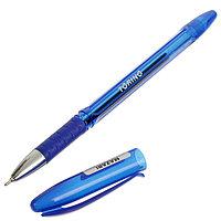 Ручка шариковая Mazari Torino, 0.7 мм, синяя, резиновый упор, на масляной основе (комплект из 24 шт.)