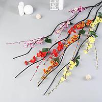 Декор тинги 'Пышная вишня' 150 см, (фасовка 5шт, цена за 1шт) микс (комплект из 5 шт.)