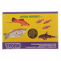Корм для рыб 'Аква Меню. Тропи', 11 г (комплект из 2 шт.)