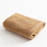 Полотенце махровое Экономь и Я 30х60 см, цв. крем-брюле, 100 хл, 260 гр/м2