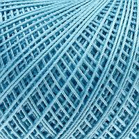 Нитки вязальные 'Кружевница' 195м/20гр 100 мерсеризованный хлопок цвет 2704 (комплект из 10 шт.)
