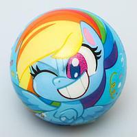 Мягкий мяч 'Пони' My Little Pony 6,3см, микс (комплект из 12 шт.)