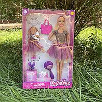 Кукла Барби Defa Lucy с младшей сестрёнкой