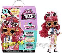 Кукла LOL Surprise Tweens Cherry B.B. 15 сюрпризов
