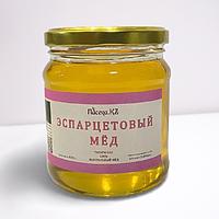 Мёд - Эспарцетовый ПАСЕКА.KZ 0.6кг.