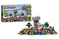 "Конструктор Lari ""Набор для творчества""(аналог Minecraft), 582 детали"