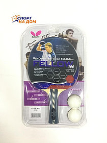 Ракетка для настольного тенниса Butterfly Fellow 300