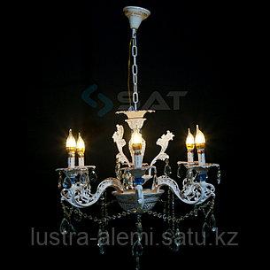 Люстра Классика 729/6 E14*6, фото 2