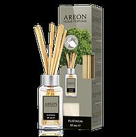 Аромадиффузор воздуха Areon Home Perfume LUX Platinum 85 мл