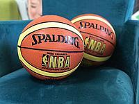Мяч баскетбольный Spalding NBA оранжевый