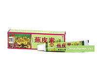 Банановая мазь для детей от кожных заболеваний «Jiaopisu Rugao» («Цзяопису Ругао»)