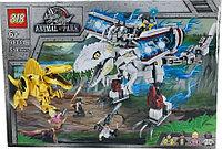 Конструктор Animal park (Динозавры), 518 деталей