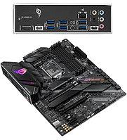 Материнская плата ASUS ROG STRIX B460-F GAMING MB Socket1200, ATX, iB460 (HDMI+DP, GNIC) 4DDR4, 2PCIx16, 3PCIx