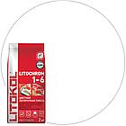 LITOCHROM 1-6 C.00 белая-затир.смесь (2kg Al.bag) 15 шт