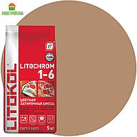 LITOCHROM 1-6 C.60 багамабеж-затир.смесь (5kg Al.bag), фото 1