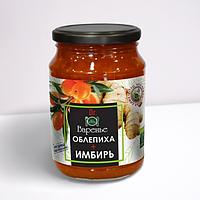 Варенье ОБЛЕПИХА ИМБИРЬ HI FOOD 900 гр.