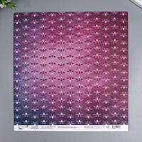 Бумага для скрапбукинга Mr.Painter 'Лесная магия 2' 30,5x30,5 см, 190 гр/м2 (комплект из 10 шт.)