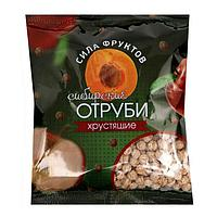 Сибирские отруби Сила фруктов, хрустящие, 100 г