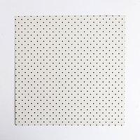 Кардсток 'Горох', 30 x 30 см (комплект из 5 шт.)