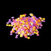 Камифубуки/крошка для декора, цвет оранжевый/розовый (комплект из 5 шт.)