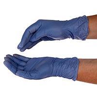Перчатки медицинские диагностические неопудренные KOMETALI, витрил (винил с добавлением нитрила), размер S,