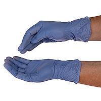 Перчатки медицинские диагностические неопудренные KOMETALI, витрил (винил с добавлением нитрила), размер M,
