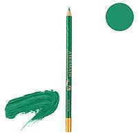 Карандаш Aireman, с точилкой, темно-зеленый 60 (комплект из 6 шт.)