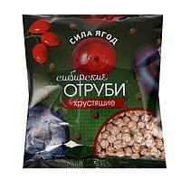 Сибирские отруби Сила ягод, хрустящие, 100 г