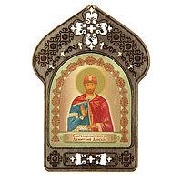 Именная икона 'Благоверный князь Димитрий Донской', покровительствует Дмитриям