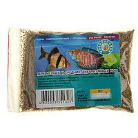 Корм-мини повседневный для мелких и средних аквариумных рыб, 15 г (комплект из 2 шт.)